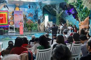 Lắng đọng Ngày thơ Việt Nam lần thứ 17 tại Lâm Đồng