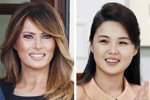 'Đọ tài sắc' hai Đệ nhất phu nhân Mỹ-Triều sắp đến Hà Nội
