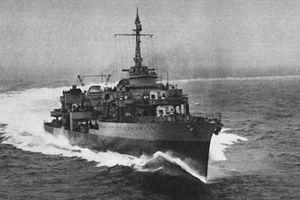 Điểm mặt ba khu trục hạm chạy nhanh nhất Thế chiến thứ 2