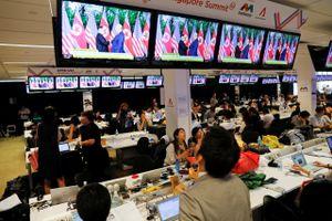Hàn Quốc sẽ lập trung tâm báo chí tại Hà Nội cho thượng đỉnh Mỹ-Triều