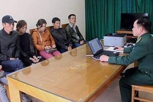 Quảng Ninh: Bắt giữ 12 đối tượng xuất nhập cảnh trái phép