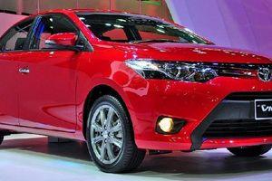 Toyota Vios tuột mất 'ngôi vương' khi chỉ bán được 1.991 xe trong tháng 1/2019
