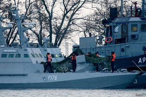 EU trừng phạt 8 người Nga liên quan vụ bắt giữ tàu Ukraine