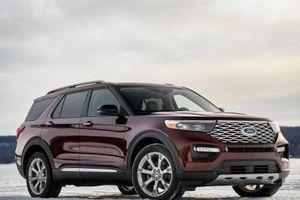 Có gì đặc biệt trên Ford Explorer 2020 giá từ 33.860 USD?