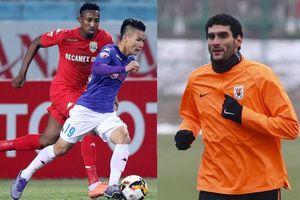 AFC Champions League: Quang Hải đối đầu với cựu tiền vệ MU - Fellaini?