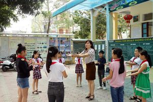 Gặp cô giáo đạt 'thủ khoa' Hội thi giáo viên dạy giỏi tỉnh Nghệ An
