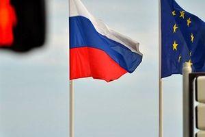 EU có thể thông qua các lệnh trừng phạt Nga trong vài ngày tới