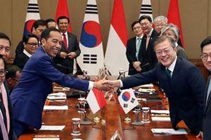 Hàn Quốc-Indonesia tăng tốc đàm phán CEPA sau 5 năm gián đoạn