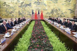 Mỹ, Trung Quốc tiếp tục đàm phán thương mại từ ngày 19/2