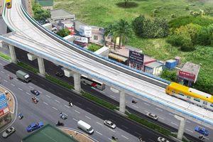 Cuối năm 2019, đưa máy đào hầm thi công đường sắt Nhổn - ga Hà Nội