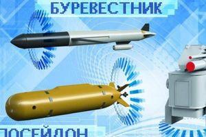 Nga gây sốc khi thử tên lửa động cơ hạt nhân