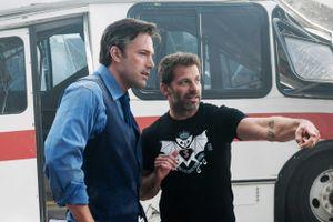 'Batman tuyệt nhất mà anh từng biết' - Lời chia ly mặn nồng của Zack Snyder dành cho Ben Affleck