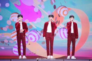TFBOYS, Tần Lam, Trương Nghệ Hưng cùng La Vân Hi hâm nóng sân khấu 'Tết Nguyên Tiêu CCTV 2019'