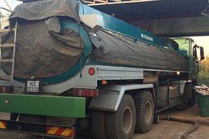 Đắk Lắk: Tạm giữ xe bồn chở xăng không rõ nguồn gốc