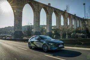 Mazda3 2019 tại thị trường châu Âu có gì đặc biệt?