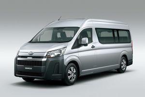 Toyota Hiace thế hệ mới ra mắt tại Đông Nam Á, rộng cửa hồi sinh tại Việt Nam
