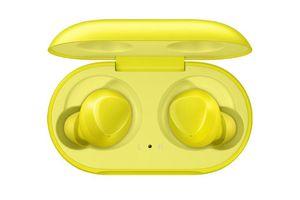Tai nghe Samsung Galaxy Buds màu vàng nắng gây xôn xao