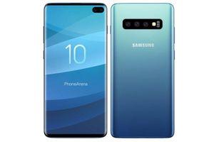 Thông tin chi tiết mới về 'chiến hạm' Samsung Galaxy S10 +