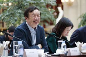 CEO Huawei: 'Mỹ không thể nhấn chìm Huawei'