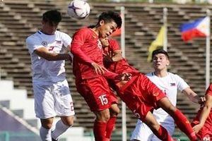 U22 Việt Nam ra sân trận thứ 2 ở VCK U22 Đông Nam Á