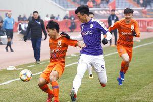 Thua Shandong Luneng 1-4, Hà Nội FC chia tay AFC Champions League