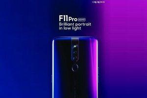 Oppo F11 Pro sẽ có camera 48 megapixel