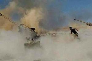 Quân đội Syria thảm sát nhóm phiến quân thánh chiến ở tây bắc tỉnh Hama