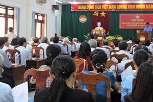 Hội nghị MTTQ tỉnh Quảng Ngãi lần thứ 13