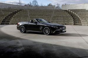 Mui trần hạng sang Mercedes-Benz SL Grand Edition giá từ 130.000 USD