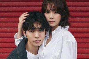 Han Ji Min đẹp đôi bên Nam Joo Hyuk bất chấp khoảng cách 12 tuổi