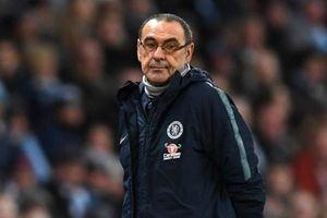 Chelsea thảm bại trước MU, triều đại Sarri – ball đã chấm dứt?