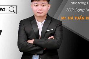 CEO SEO Cộng Hưởng, Hà Tuấn Khang: Thất bại nhiều đến mức ... không nhớ nổi
