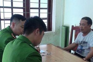 Bắt kẻ đánh mìn vào nhà dân ở Thanh Hóa