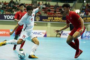 Futsal Việt Nam hướng tới Cúp thế giới 2020