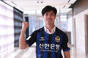 Đá giao hữu, Công Phượng lập công khi ra mắt Incheon United