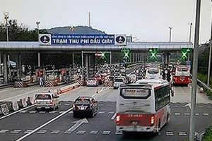 Ngày đầu kiểm tra, cao tốc TP HCM - Long Thành - Dầu Giây thu toàn tuyến 3,3 tỉ đồng
