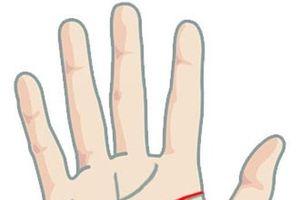 Nhìn tay phải phụ nữ 1 phút, biết ngay vận mệnh khổ đau hay sung sướng