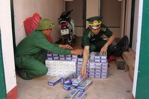 Ngăn buôn lậu trên biên giới Bình Phước