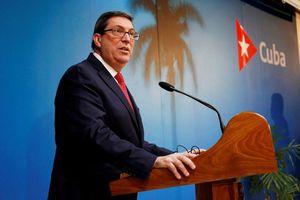 Cuba - Mỹ khẩu chiến về can thiệp quân sự vào Venezuela