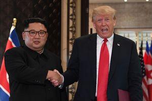 Truyền thông Triều Tiên muốn Mỹ có biện pháp 'tương xứng'