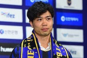 Công Phượng ghi bàn thắng trong trận đầu ra mắt Đội Incheon United