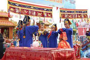 Lễ hội Cầu ngư Đà Nẵng là di sản văn hóa phi vật thể quốc gia