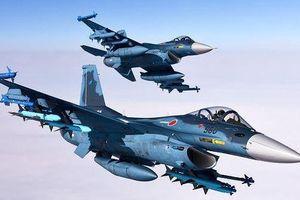 Nhật Bản mất liên lạc với máy bay chiến đấu F-2