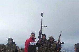SAA tiêu diệt 4 tay súng Hay'at Tahrir Al-Sham ở Tây Bắc Hama