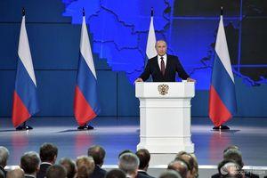Những nội dung cơ bản trong bản Thông điệp Liên Bang của Tổng thống Nga Putin
