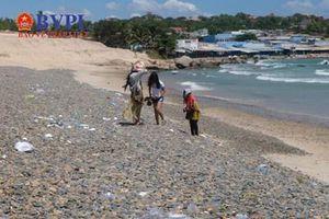 Truy trách nhiệm vụ thắng cảnh bãi đá 7 màu Bình Thuận bị san lấp