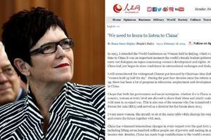 Cựu Thủ tướng New Zealand bị chỉ trích dữ dội vì cáo buộc ca ngợi Trung Quốc
