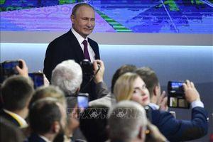 Tổng thống Putin tuyên bố đáp trả hoạt động triển khai tên lửa tại châu Âu