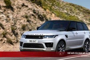 Range Rover Sport HST 'tăng lực' với động cơ Ingeninum 400PS mới