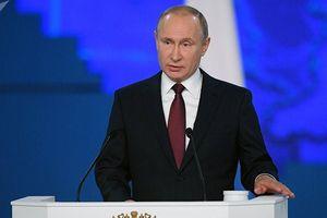 Tổng thống Putin: 'Nga sẽ đáp trả nếu Mỹ triển khai tên lửa tại châu Âu'